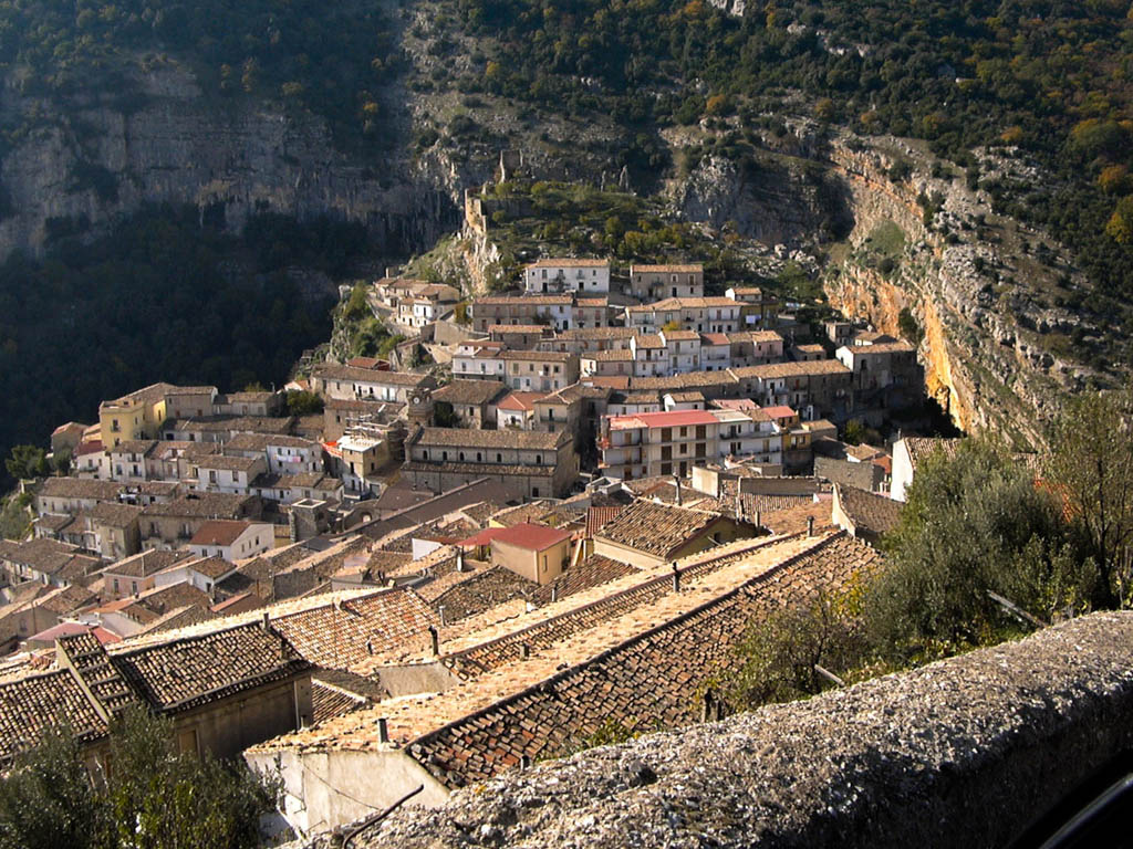Cerchiara di Calabria (olioarcaverde.com)